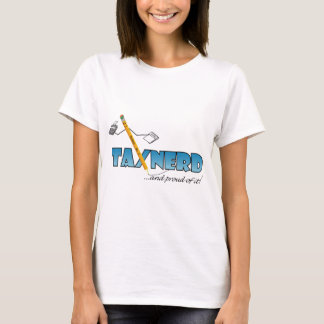 Camiseta T-shirt de TaxNerd