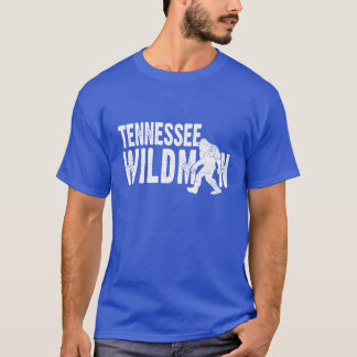Camiseta T-shirt de Tennessee Wildman