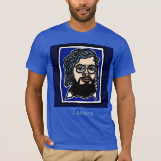 Camiseta T-shirt de Terence por FacePrints