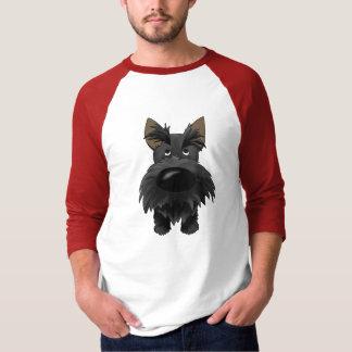 Camiseta T-shirt de Terrier do Scottish