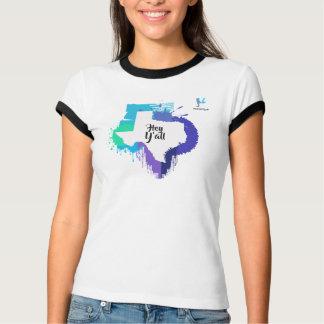 Camiseta T-shirt de Texas - Hey você