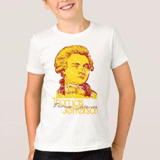 Camiseta T-shirt de Thomas Jefferson