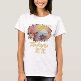 Camiseta T-shirt de Tokyo