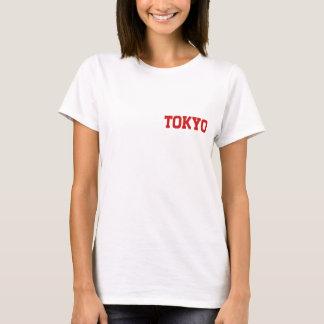 Camiseta T-shirt de Tokyo (para mulheres)