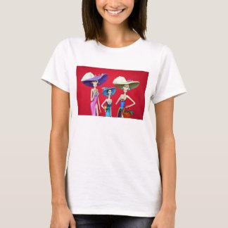 Camiseta T-shirt de Tres Catrinas