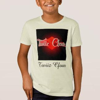 Camiseta T-shirt de Twiiz Cfour dos miúdos