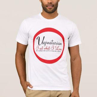 Camiseta T-shirt de Vaginatarian