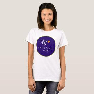 Camiseta T-shirt de vagueamento da estrela