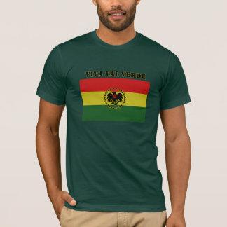 Camiseta T-shirt de VAL VERDE de VIVA da ação