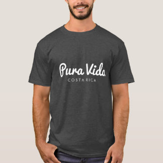 Camiseta T-shirt de Vida Costa Rica