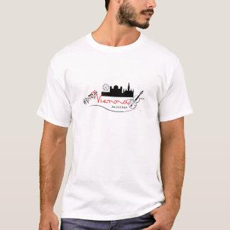 Camiseta T-shirt de Viena bonita, Áustria