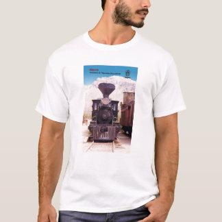 Camiseta T-shirt de Virgínia e de Reno do motor da estrada