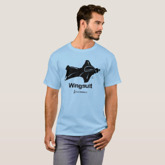Camiseta T-shirt de Wingsuit