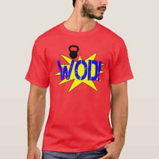 Camiseta T-shirt de WOD