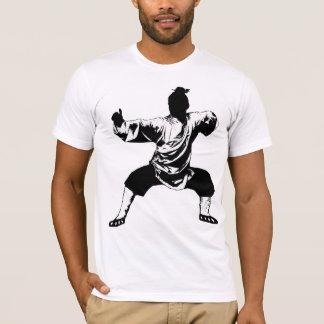 Camiseta T-shirt de Wudang Kung Fu
