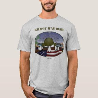 Camiseta T-shirt de WW2 Kilroy