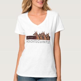 Camiseta T-shirt de Xoloitzcuintle