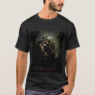 Camiseta T-shirt decapitado de Horsman