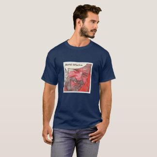Camiseta T-shirt defeituoso mental de Jenkintown
