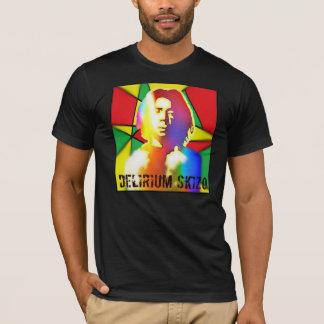 Camiseta t - shirt delirium skizo