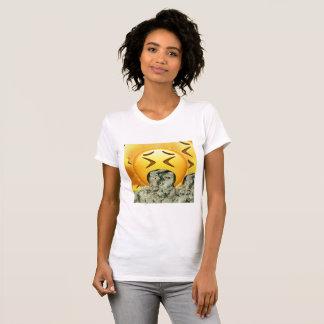 Camiseta T-shirt derretido de Sickoji pelo #GrindAndVape