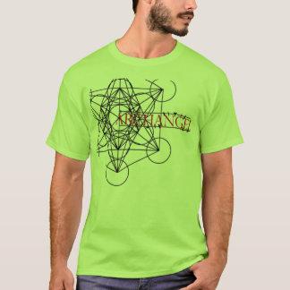 Camiseta T-shirt deslocado arcanjo