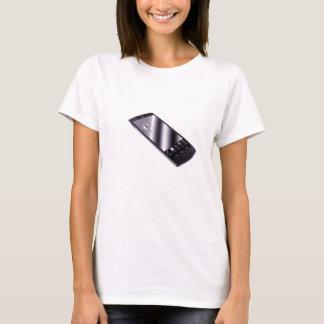 Camiseta T-shirt desonesto da agenda, telefone