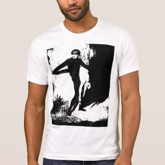 Camiseta T-shirt destruído