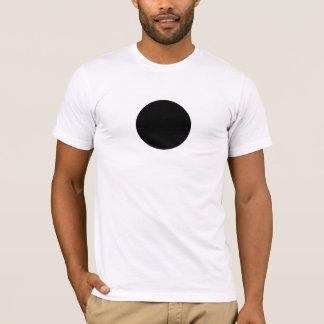 Camiseta T-shirt dianteiro e traseiro de Dit Dah para o