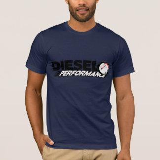 Camiseta T-shirt diesel do desempenho