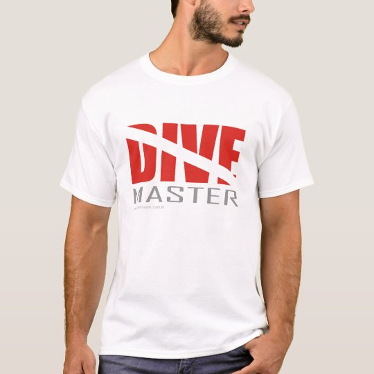 Camiseta T-shirt - Dive