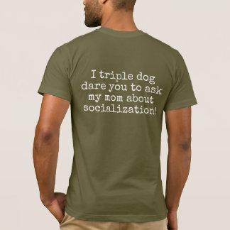 Camiseta T-shirt divertido de Homeschool por adolescentes