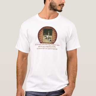 Camiseta T-shirt divertido do vintage
