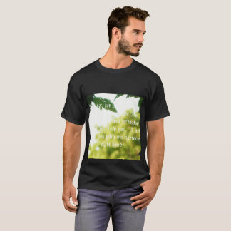 Camiseta T-shirt do 41:10 de Isaiah