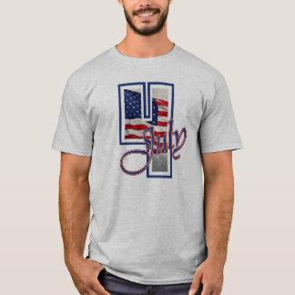 Camiseta T-shirt do 4 de julho GRANDE 4o