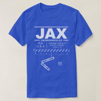 Camiseta T-shirt do aeroporto internacional JAX de