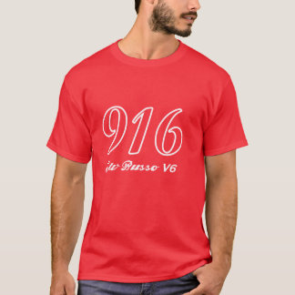 Camiseta T-shirt do alfa 916 V6 GTV