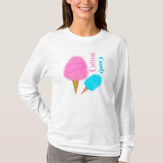 Camiseta T-shirt do algodão doce