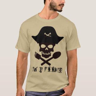 Camiseta T-shirt do algodão dos homens