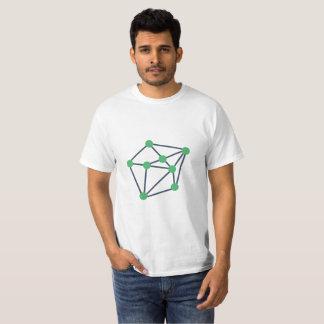 Camiseta T-shirt do algoritmo
