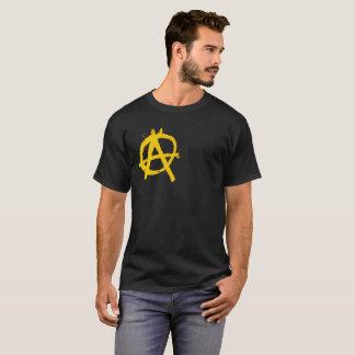 Camiseta T-shirt do amarelo ANCAP da edição especial