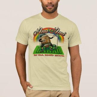 Camiseta T-shirt do Ami 'do Ami 'dos guerreiros de Havaí