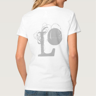 Camiseta T-shirt do amor