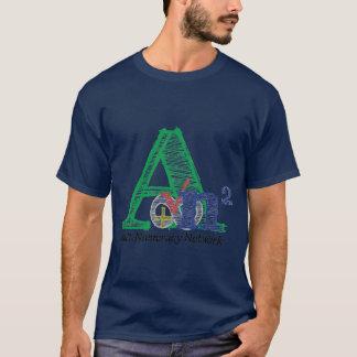 Camiseta T-shirt do ANN dos homens