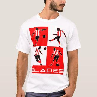 Camiseta T-shirt do apelido do Sheffield United