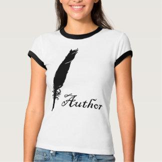 Camiseta T-shirt do autor