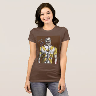 Camiseta T-shirt do bacon e do homem dos ovos