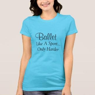 Camiseta T-shirt do balé