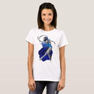 Camiseta T-shirt do Bandana do balé,