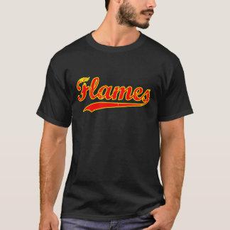 Camiseta T-shirt do basebol do parque do caçador